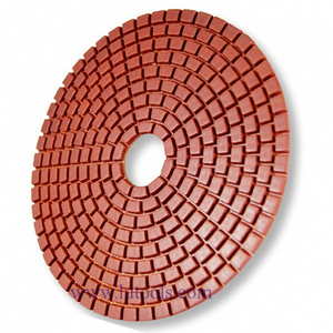 Flexible Wet Polishing Pad