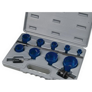 Bi-Metal Hole Saw Set