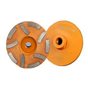 Diamond Spiral Grinding Wheel