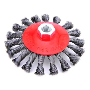 High Quality Twisted Superior Steel Brush for Cleaning Jobs