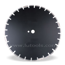 Diamond Saw Blade Laser Welded for Asphalt