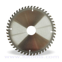 T. C. T Saw Blades for Cutting Plastic-Steel Series (BS-004)