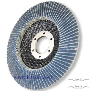 Flap Disc for Metal etc. - Heavy Duty
