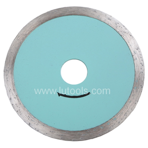 Diamond Saw Blades - Wet Cutting