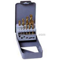 10pcs Twist Drill Set
