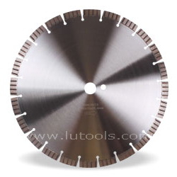 Welded Segmented Turbo Blade