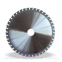 T. C. T Saw Blades for Cutting Steel Tube, Mild Steel, Copper Tube etc. (BS-008)