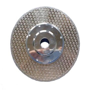 Electroplated Diamond Blade for Cutting Stone with Dots