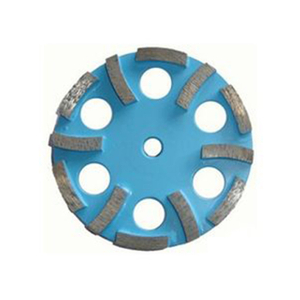 T Type Segment Diamond Grinding Cup Wheel