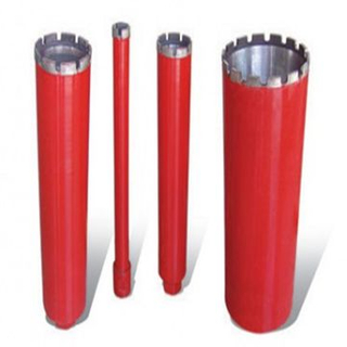 Laser Welded Diamond Core Bits for Concrete